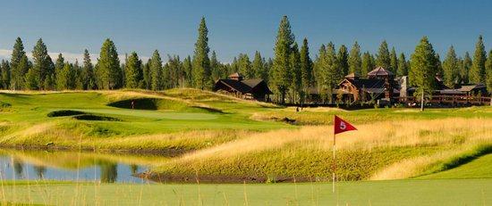 Sunriver Resort Golf Homes