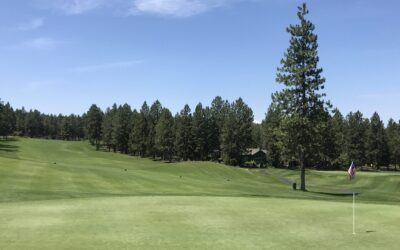 Golf Course Community Living in Central Oregon